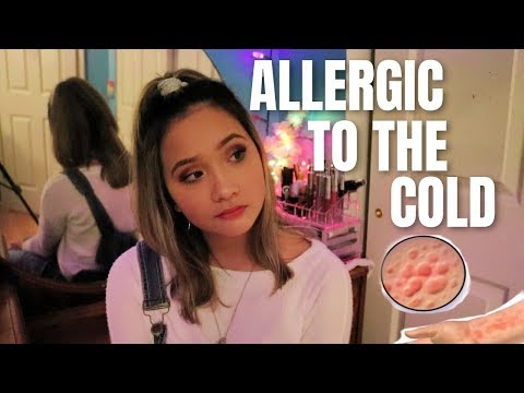 I'M ALLERGIC TO THE COLD (HOW I FOUND OUT & STORIES)