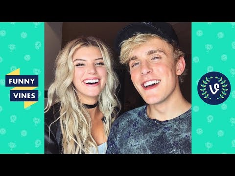 Funny Alissa Violet and Jake Paul Vine Compilation   Funny Vines 2017