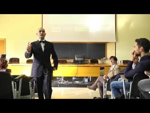 Ideas Incubator alla Università di Catania | Presentazione completa di Maxx Mereghetti