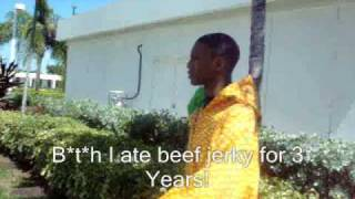 Soulja Boy & DJ SouthanBred Beef Jerky Skit @ Gas Station!