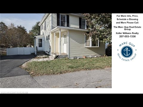 533 Preble ST, South Portland, ME Presented by The Marc Gup Real Estate Group.