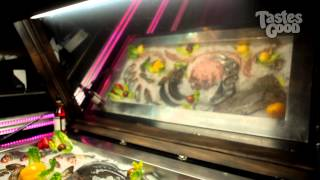 Ресторан «INK», Киев.Tastesgood.ua - интернет-журнал.(, 2012-11-28T01:34:48.000Z)