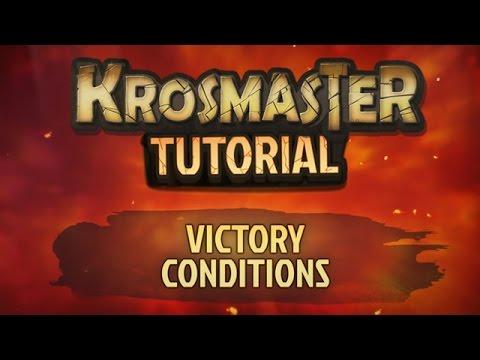 KROSMASTER ARENA – Tutorial: Victory Conditions