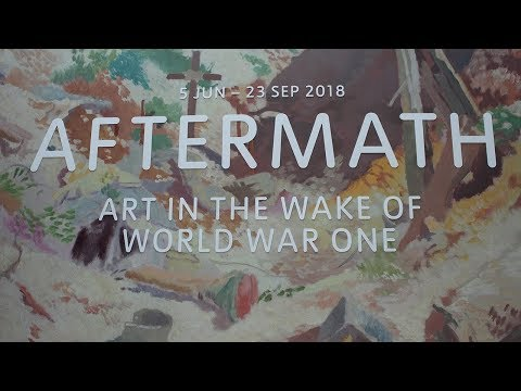 Exhibition Review - Aftermath: Art in the wake of World War One at Tate Britain
