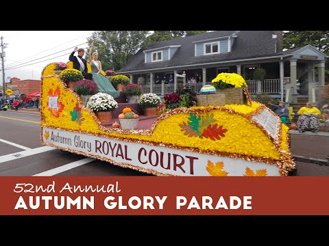 52nd Annual Autumn Glory Festival Parade In Oakland, Maryland   October 12, 2019