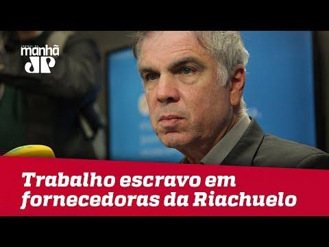 Flávio Rocha Nega Trabalho Escravo Em Fornecedoras Da Riachuelo