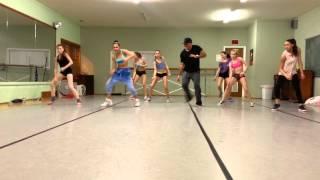 """Dance class """"Samba"""""""