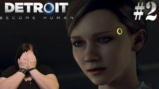 Detroit: Become Human - No jak go zaraz p... #2