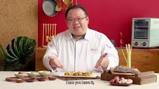 Chef Eric's - Fish Satay