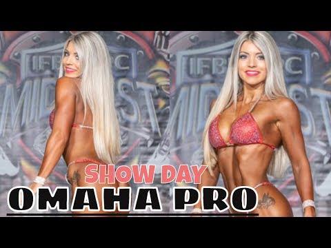 IFBB Omaha Pro:  Day