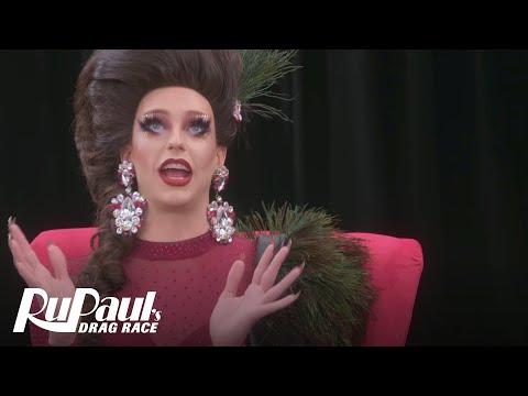 The Pit Stop Season 10 Episode 1: 10s Across the Board | RuPaul's Drag Race Season 10
