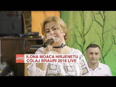 Ilona Moaca Hirjenetu si Formatia Armonic Grup - Colaj Brauri LIVE 2018