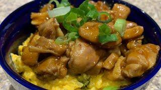 Orange Chicken in my Ninja Foodi