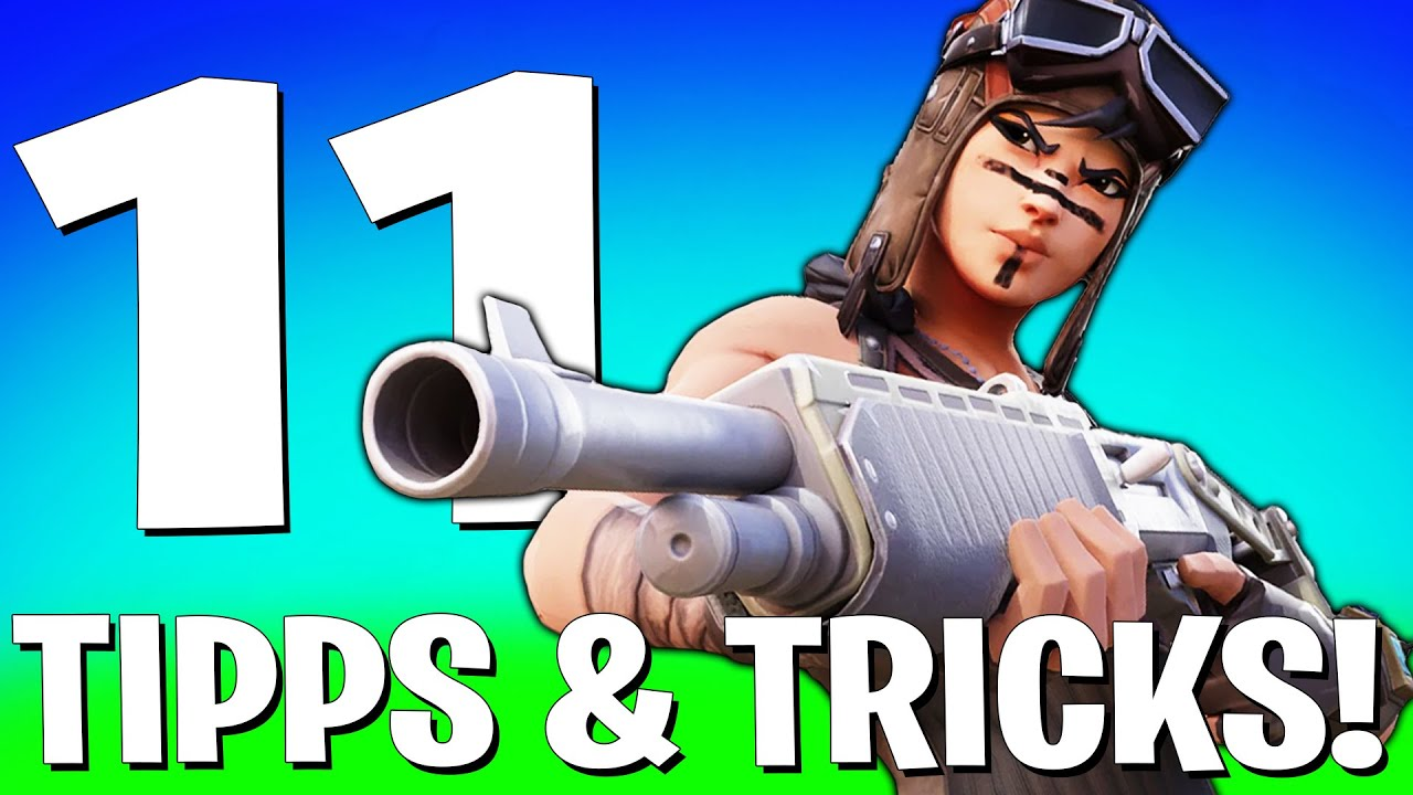 Download 11 TRICKS die JEDER  in Fortnite kennen MUSS! - Fortnite Tipps und Tricks!