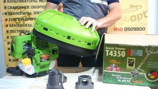 Выбор бензокосы: обзор травокосилки Procraft T4350