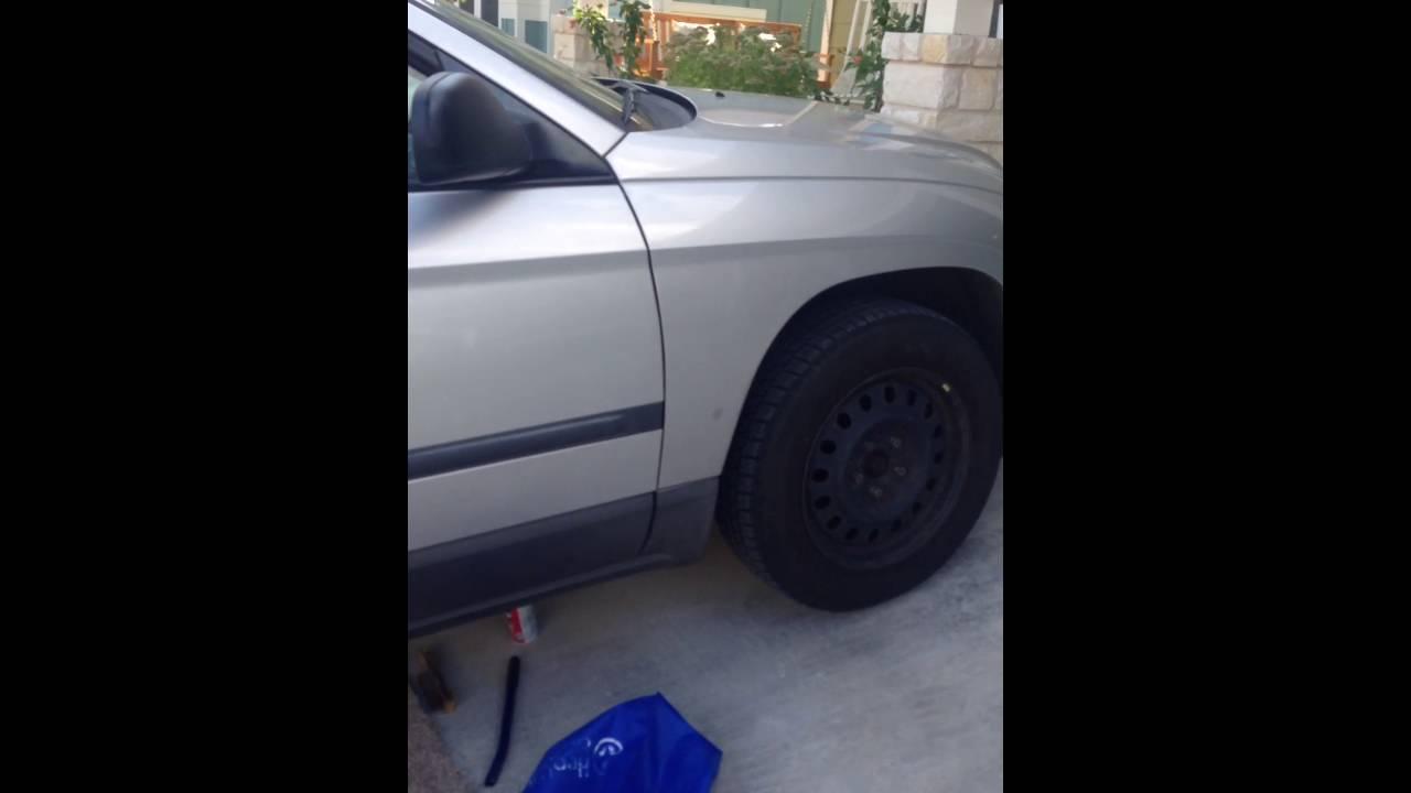 2004 2005 2006 2007 Chrysler Pacifica Emissions Leak