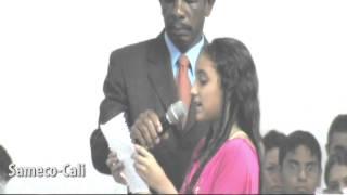 Iglesia de Dios Ministerial de Jesucristo Internacional Sameco-Cali 07 Abril 2013