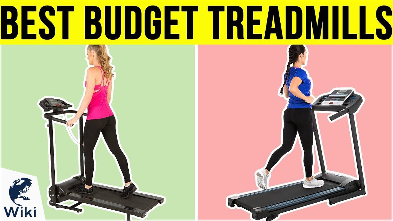 10 Best Budget Treadmills 2019 Youtube