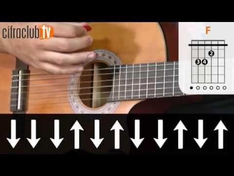 Porque Eu Sei Que é  Amor - Titãs (aula de violão completa)