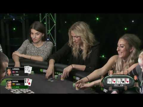 Unibet Open Bucharest 2016 - Ladies Battle Royale SnG
