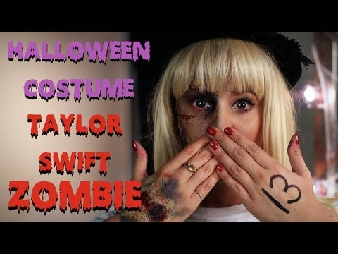 Halloween Taylor Swift Costume
