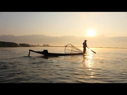 Myanmar's Inle lake is under assault | The World on YouTube