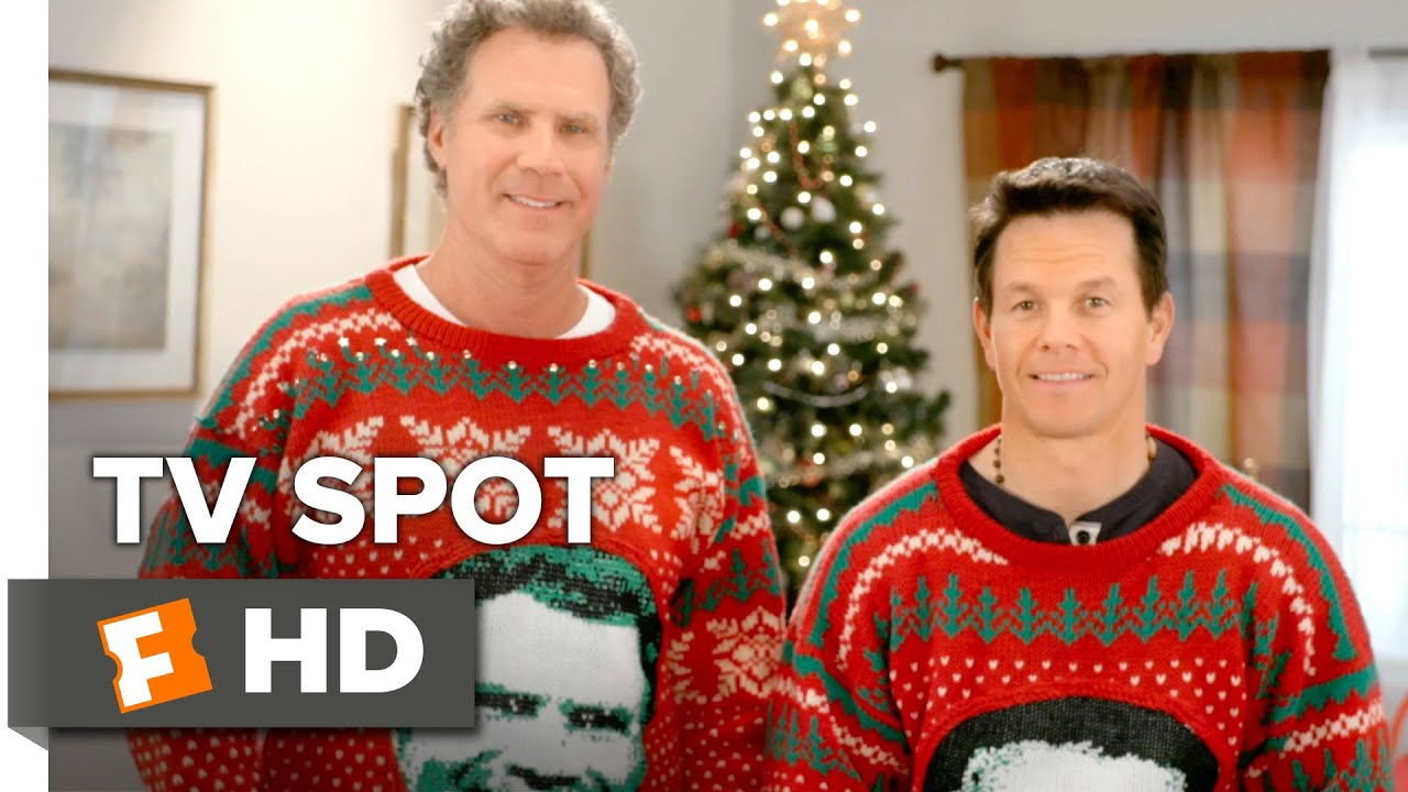 Daddy's Home TV SPOT - Tree (2015) - Will Ferrell, Mark Wahlberg ...