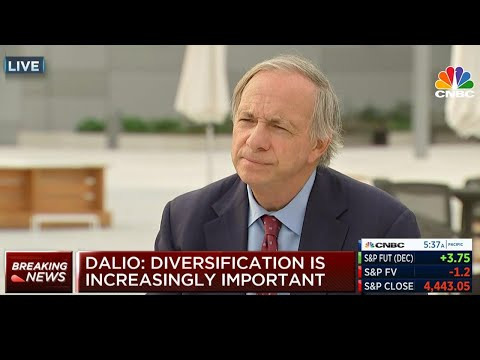 Ray Dalio on How He's Seeing the World Right Now