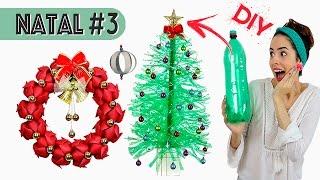 DIY | DEKORACIJA - Kalėdinė Eglutė iš plastikinių butelių ❤♥❤