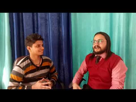 """An interview about """"The  Victory of love"""" by Rakesh Sharma"""