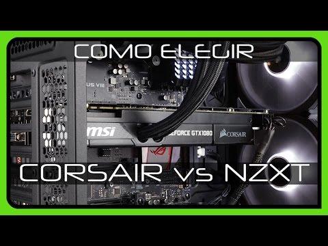 ¿Que Refrigeración Líquida Es Mejor? Comparativa NZXT Kraken X62 Vs CORSAIR H115i