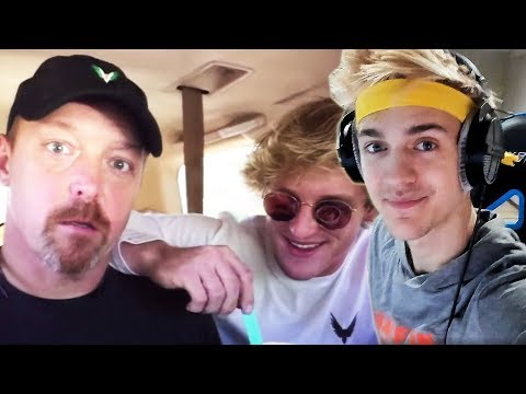 Logan Paul's Dad Ruined Team 10? Ninja a Hypocrite? TSM Myth, Lil Tay