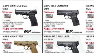 Best Gun Deals of 2018!