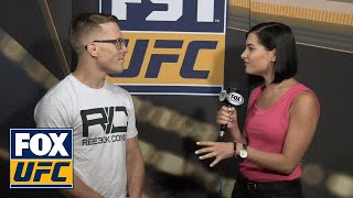 Brad Katona joins TUF Talk and talks with Megan Olivi from Las Vegas | INTERVIEW | TUF TALK