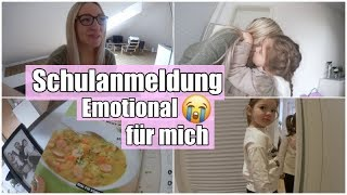 Gioia´s Schulanmeldung I Ehemann vloggt I Milchzahn verloren I Food Haul I 16 SSW