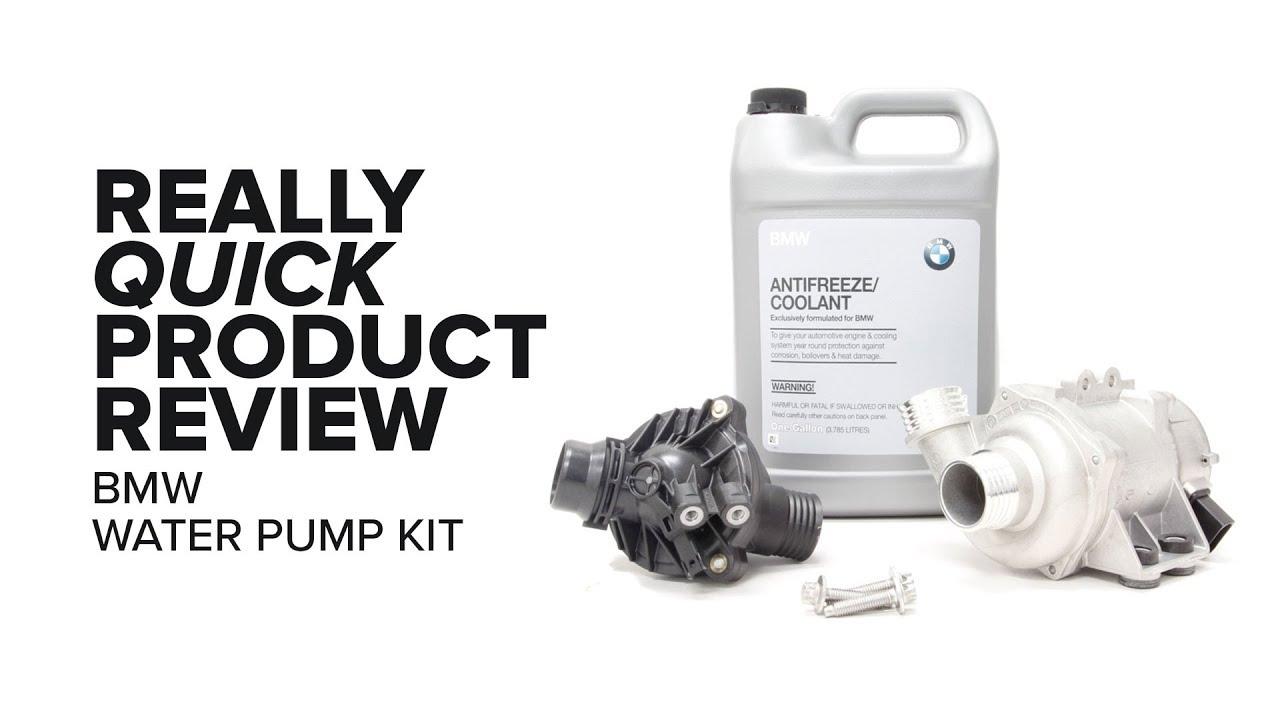 2000 bmw water pump [ 1280 x 720 Pixel ]