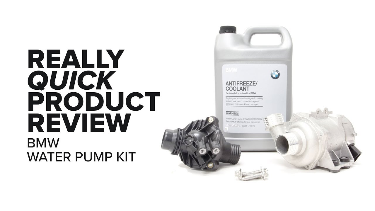 medium resolution of 2000 bmw water pump