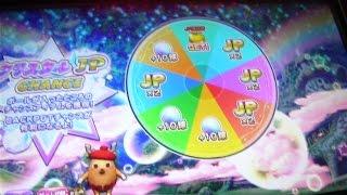 アミューズメント 【アニマロッタ3】~伝説のアニマ~ 14500枚×2倍 29000枚 クリスタルジャックポットチャンス
