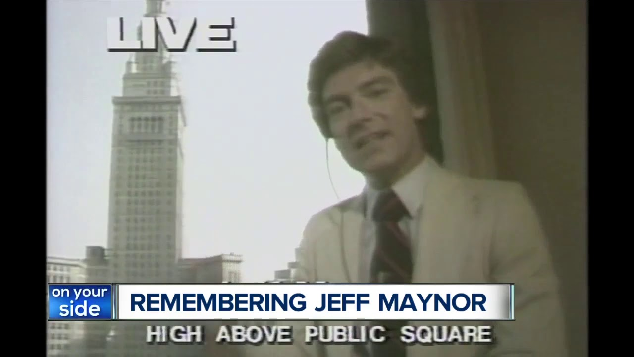 Longtime Cleveland television anchor Jeff Maynor passes away