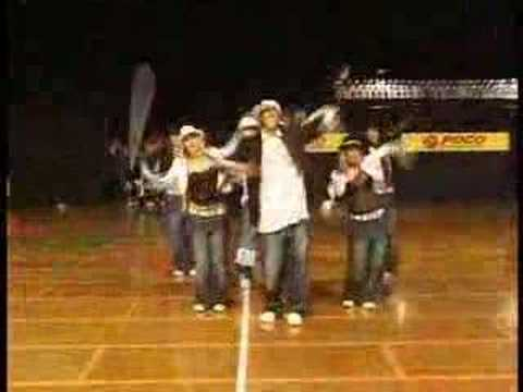 Black Time Hip Hop Dance Group - YouTube