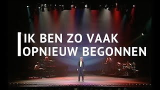 Paul van Vliet - Ik ben zo vaak opnieuw begonnen