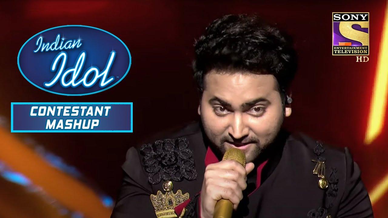 Download Danish ने अपने सुरों के जाल में बाँध लिया सबको | Indian Idol | Contestant Mashup