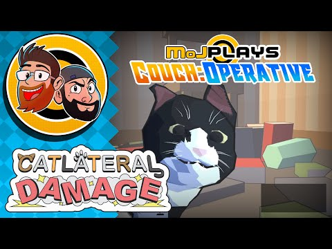 MoJPlays Catlateral Damage |
