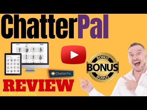 ChatterPal Review ⚠️ WARNING ⚠️ DON'T BUY CHATTERPAL WITHOUT MY . http://bit.ly/30Hw13Y