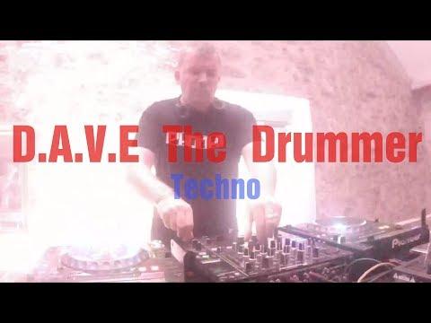 D.A.V.E. The Drummer Full-set @t Amplitude 10years ( HD )