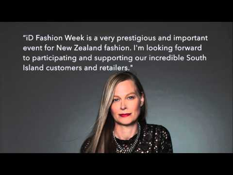 Kate Sylvester Dunedin iD Fashion Week Guest Designer
