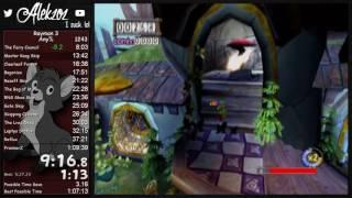 Rayman 3 Any% : 1:09:23