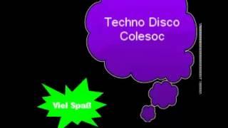 Techno Disco Colesoc
