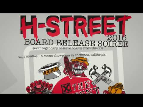 H-Street Magnificent 7 Soiree 11-26-16