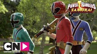 Power Rangers Samurai | Samurai | Alimentación De La Red De La Historieta De África